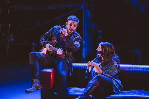 Rent Rehearsal Pictures