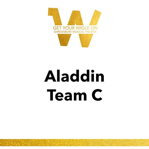 Aladdin Team C