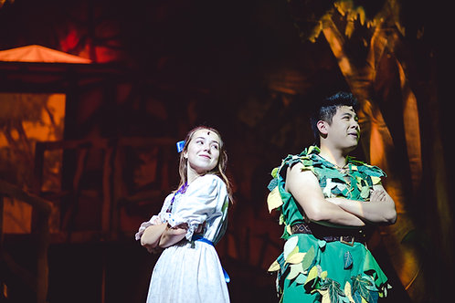 Peter Pan Rehearsal Pictures