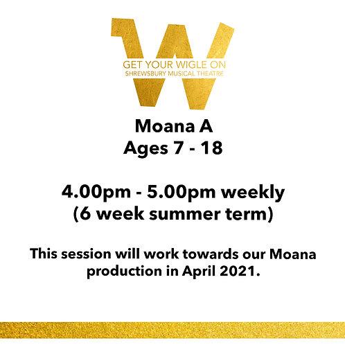 Moana A