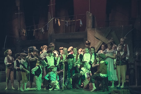 Oliver Dress Rehearsal Pictures