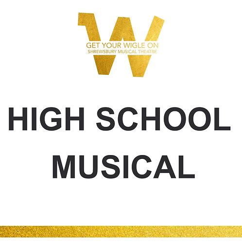 High School Musical Tuesday