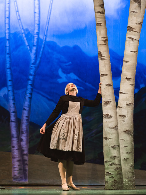 Sound of Music Dress Rehearsal Pictures