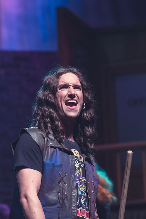 Rock of Ages Dress Rehearsal Pictures