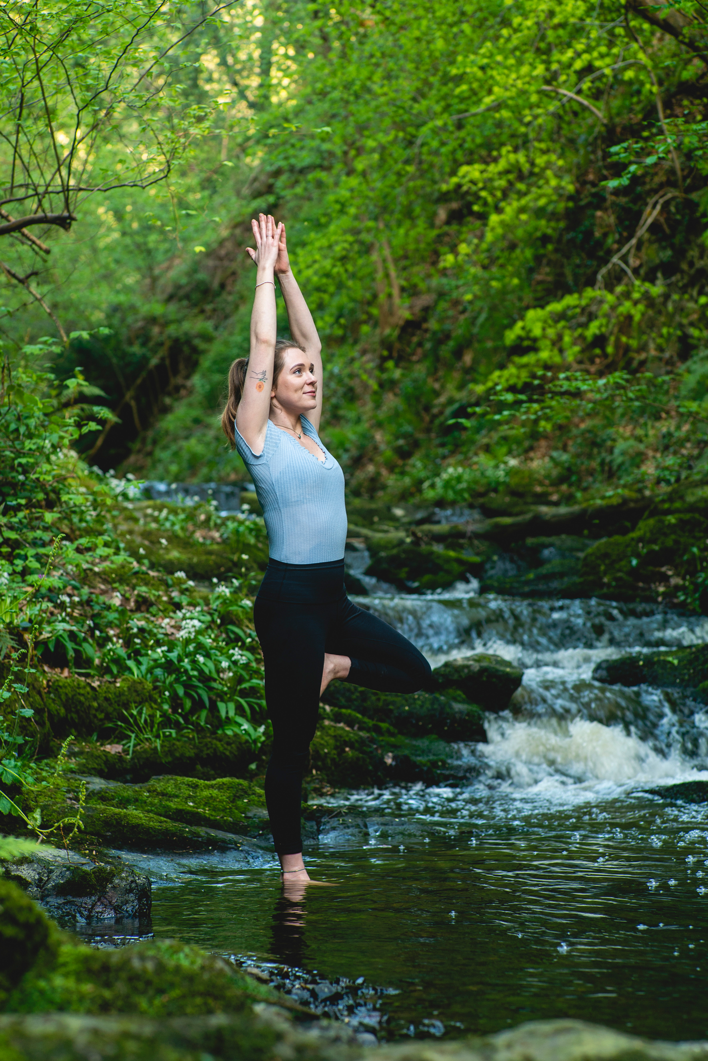 1 hour yoga (Ages 13+)