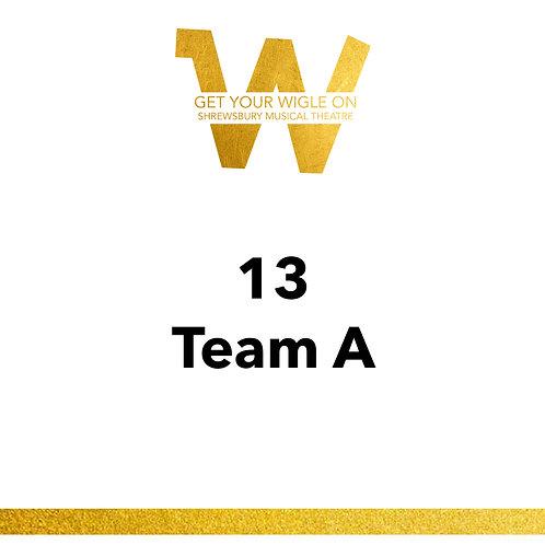 13 Team A