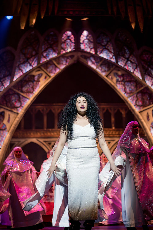 Sister Act Dress Rehearsal Pictures