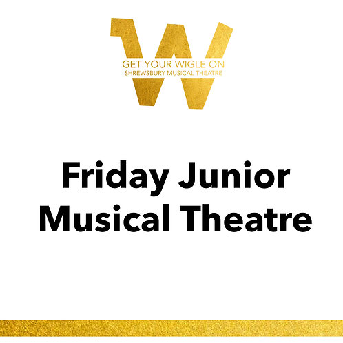 Friday Junior Musical Theatre
