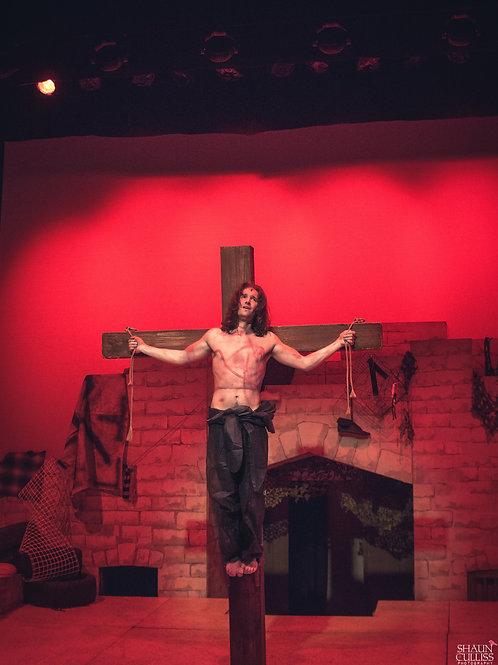 Jesus Christ Superstar Dress Rehearsal Pictures