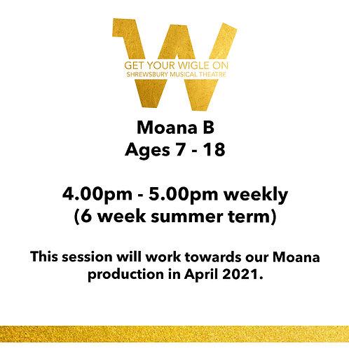 Moana B