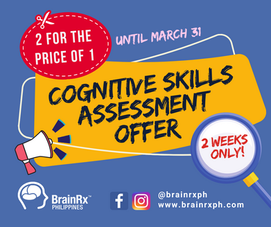 #EmpowerYourself   2-for-1 assessment offer till March 31 only