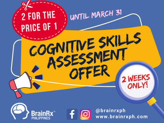 #EmpowerYourself | 2-for-1 assessment offer till March 31 only