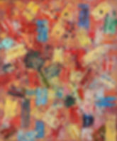 Golden Carpet 120 x 100 cm