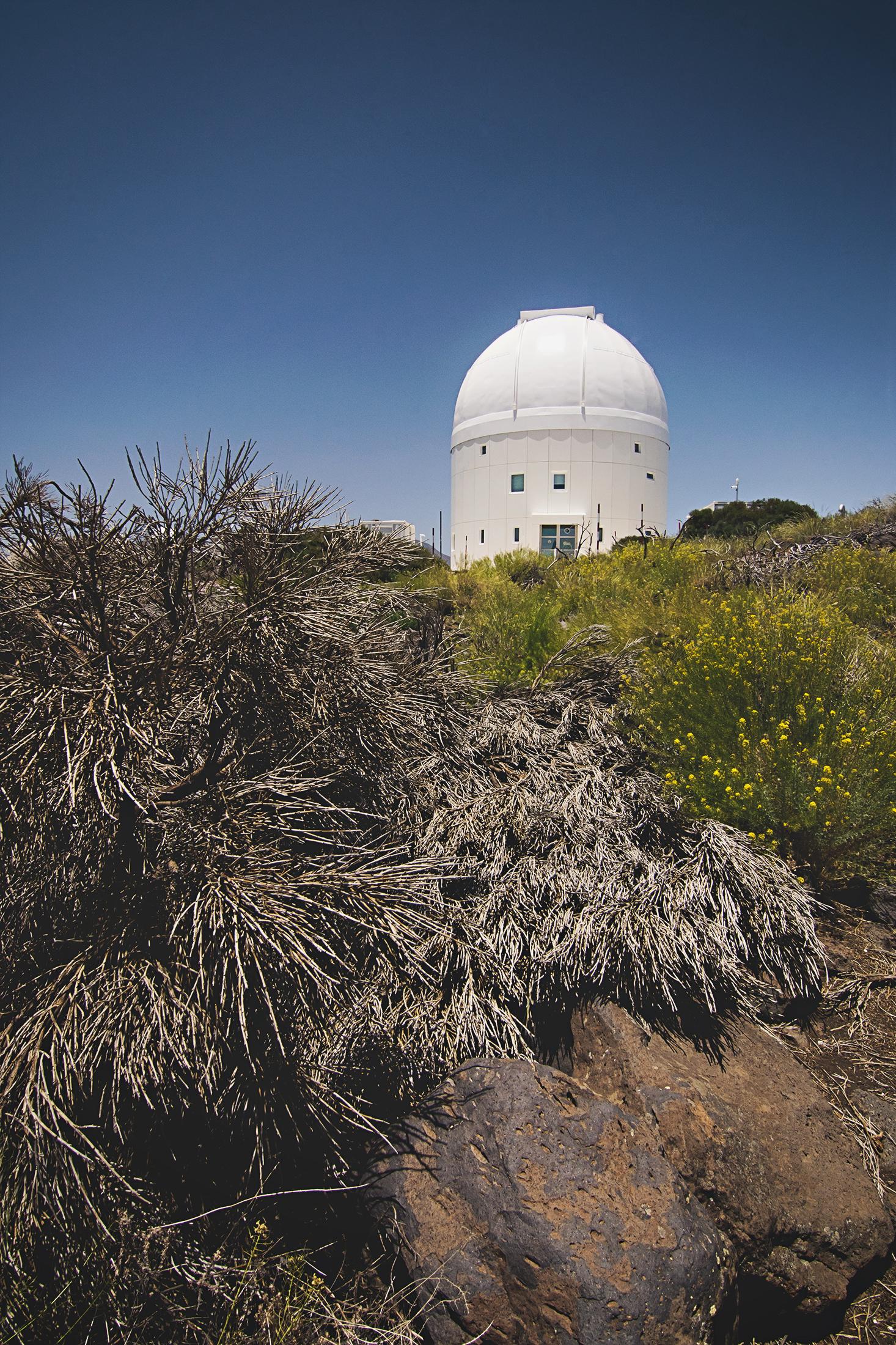 Obsevatorio del Teide