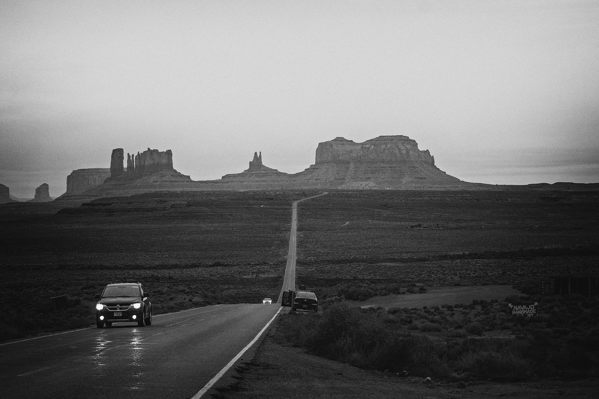 Monument Valley, Arizona, 2015