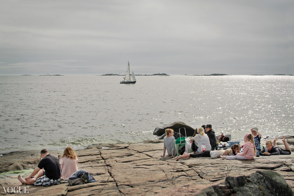 Sveaborg - Summer in Finland