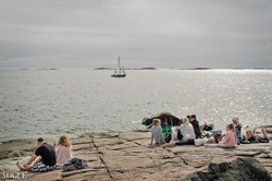 Sveaborg - Summer in Finland