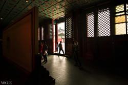 China's shadows