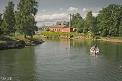 Laivaretki - summer in Finland