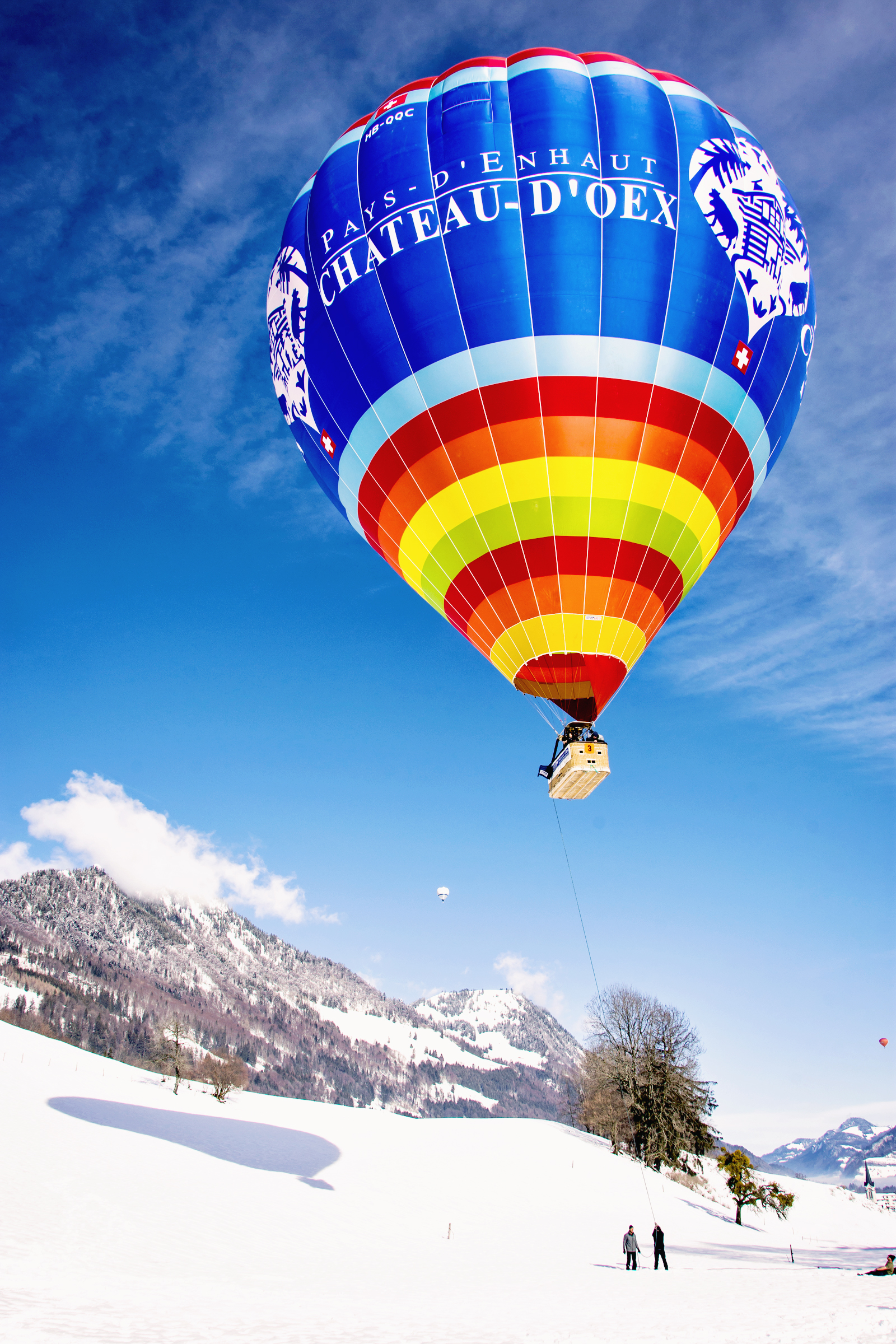 Int. Hot-Air Balloon Festival