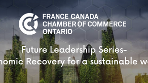 Economic Recovery for a Sustainable future