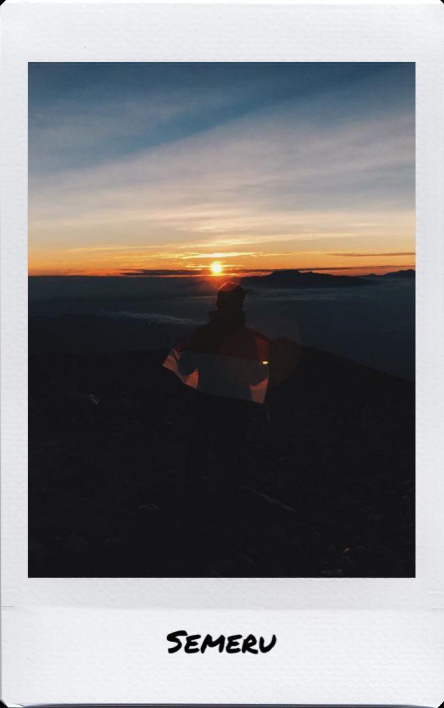 Mount Semeru Hike