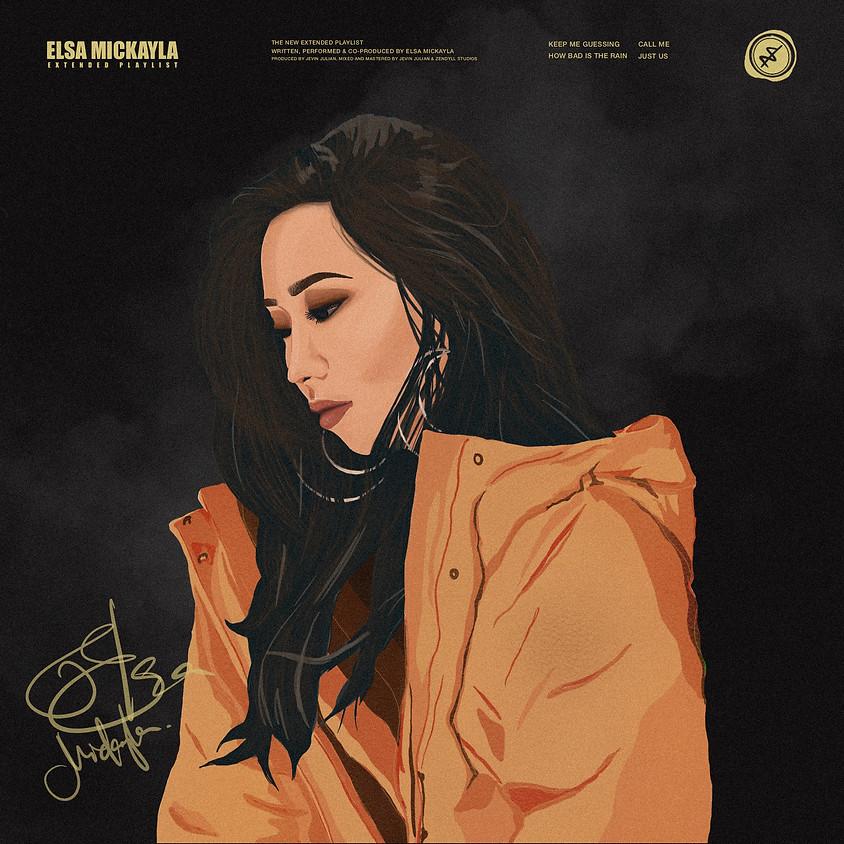 Elsa Mickayla EP Launch: Home Edition