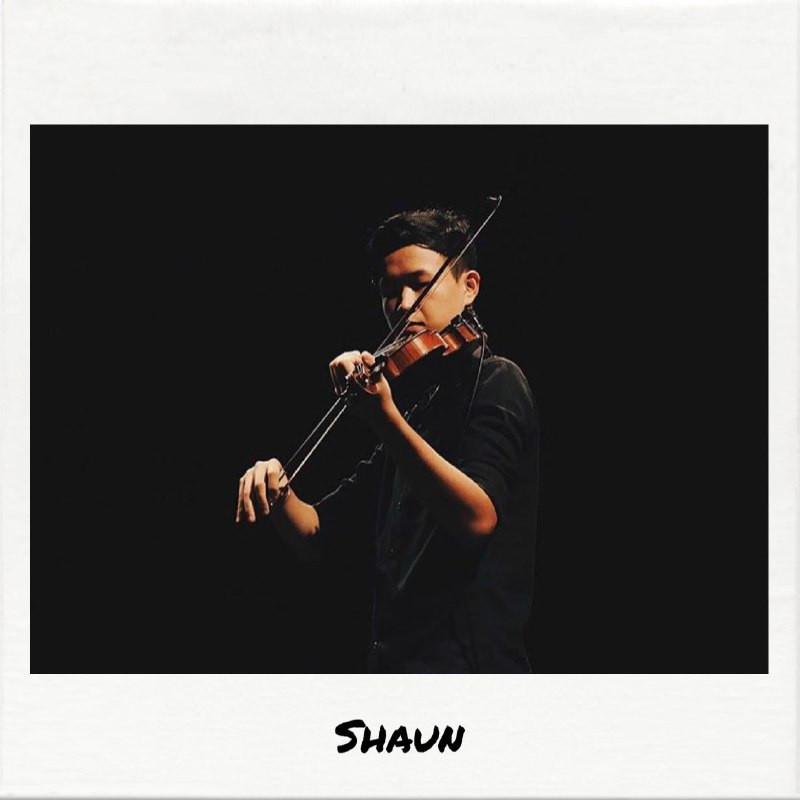 Shaun Violin Boy