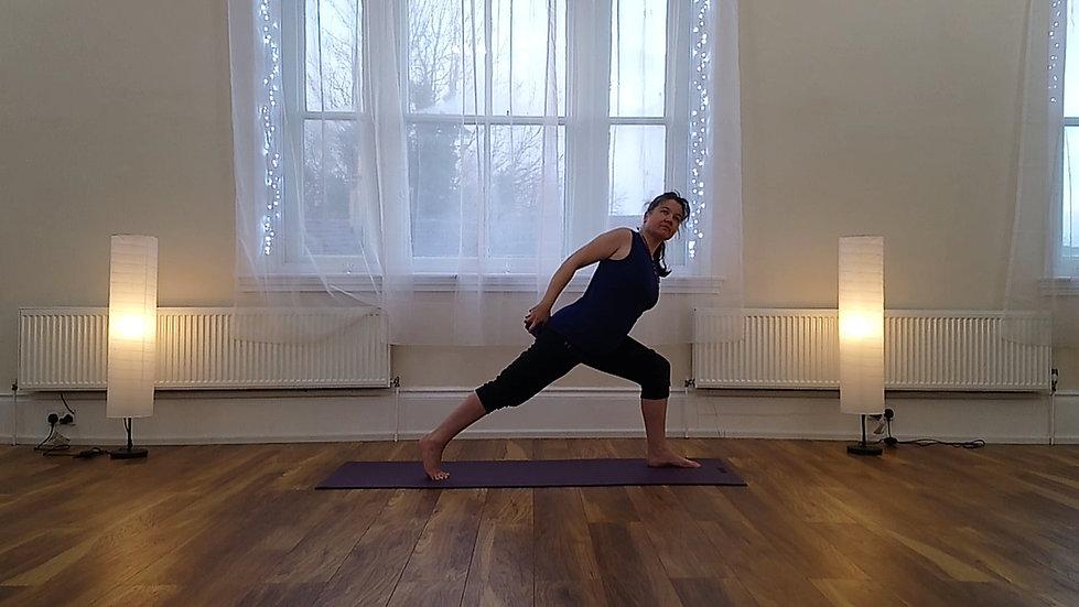 Nic Moy Adult Yoga