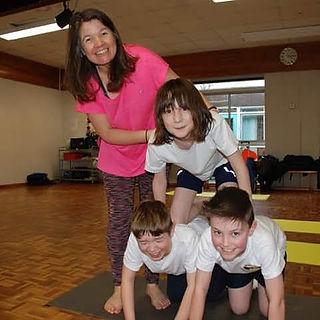 Childrens Yoga Nic Moy