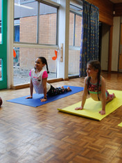 Children's & Teens Yoga
