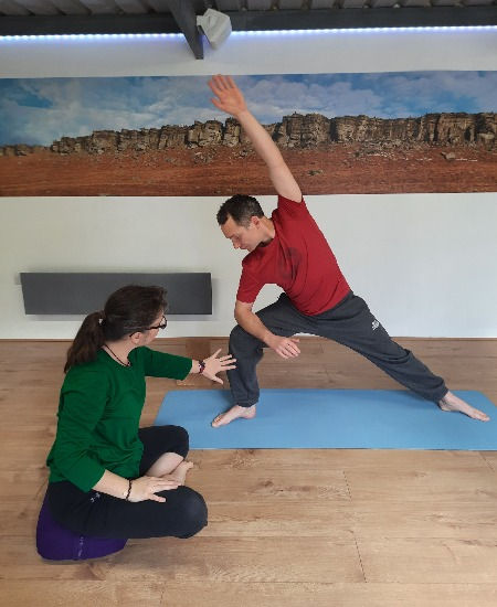 Private Yoga Nic Moy
