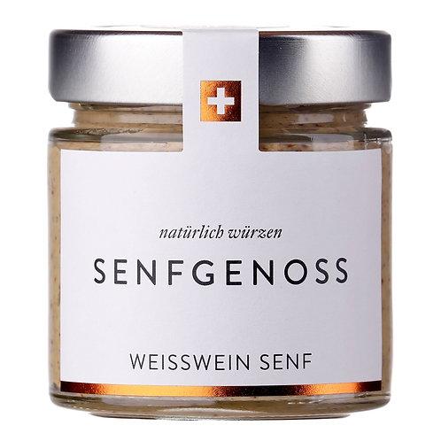 Weisswein Senf