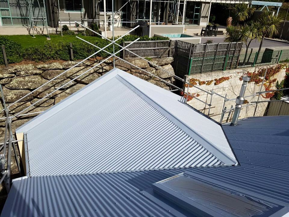 Roof Repaint