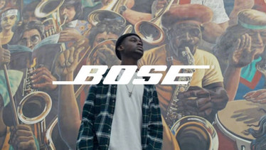 Bose | WINNER of MOFILM AWARD
