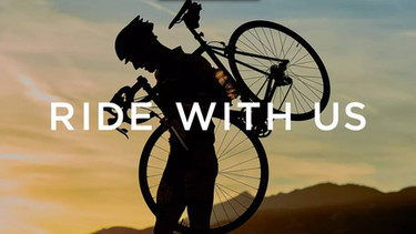 STRAVA - RIDE WITH US