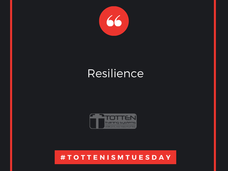 Tottenism Tuesday: Resilience