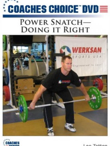 Power Snatch DVD