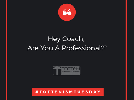 Tottenism Tuesday: Hey Coach, Are You A Professional?