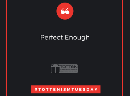 Tottenism Tuesday: Perfect Enough