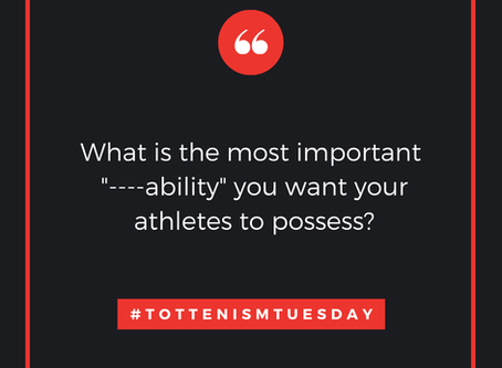 Tottenism Tuesday: What is the Most Important?