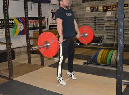 Weightlifting Key Positions - Part Three