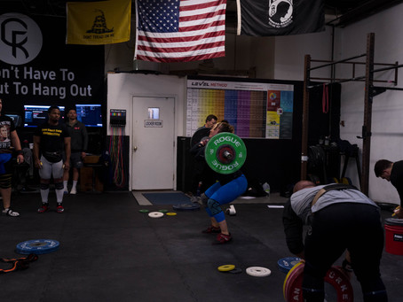 Totten Training Throwback: Power Cleans for the Strength Athlete