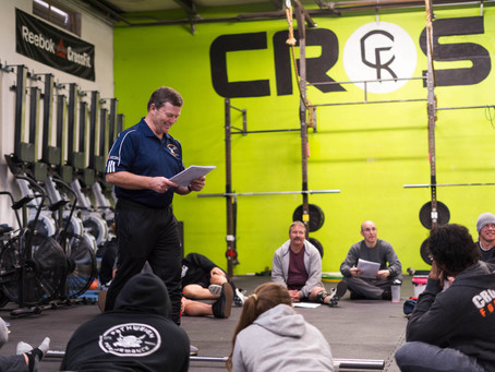 Totten Training Throwback: Positive Coaching - A Weightlifting Perspective