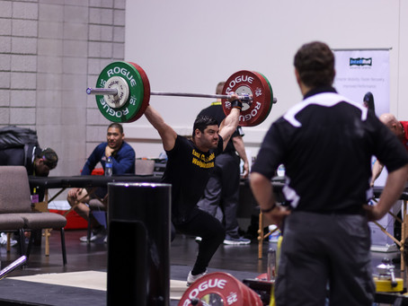 Utilizing the SNATCH as an Effective Tool in the Coach's Toolbox