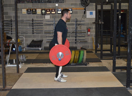 Weightlifting Key Positions - Part Two
