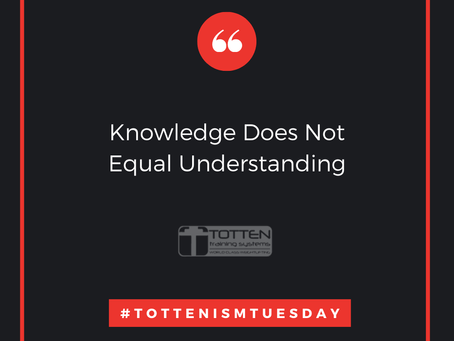 Tottenism Tuesday: Knowledge Does Not Equal Understanding