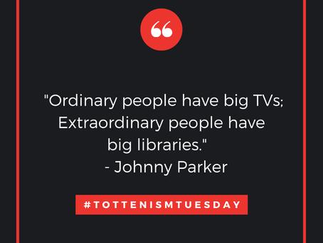 Tottenism Tuesday: Ordinary vs Extraordinary