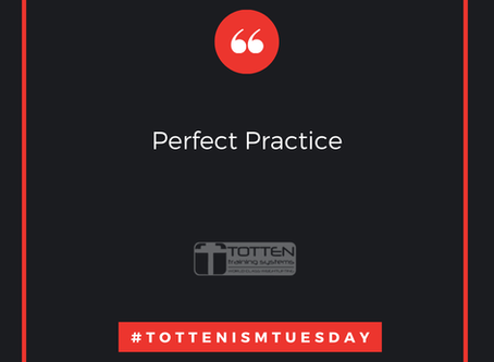 Tottenism Tuesday: Perfect Practice