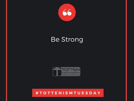 Tottenism Tuesday: Be Strong